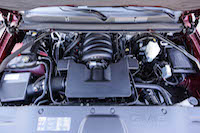 2016 GMC Yukon Denali v8 engine
