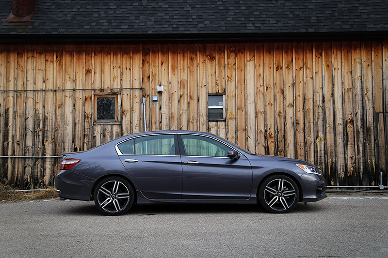 honda accord sport sedan 2016