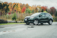 honda hr-v misty green pearl