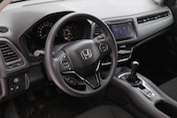 2016 honda hr-v lx interior