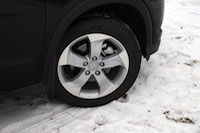 hr-v snow tires