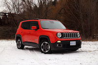 2015 jeep renegade 4x2 north