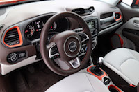 renegade brown white interior