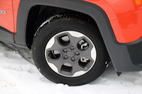 renegade north snow tires