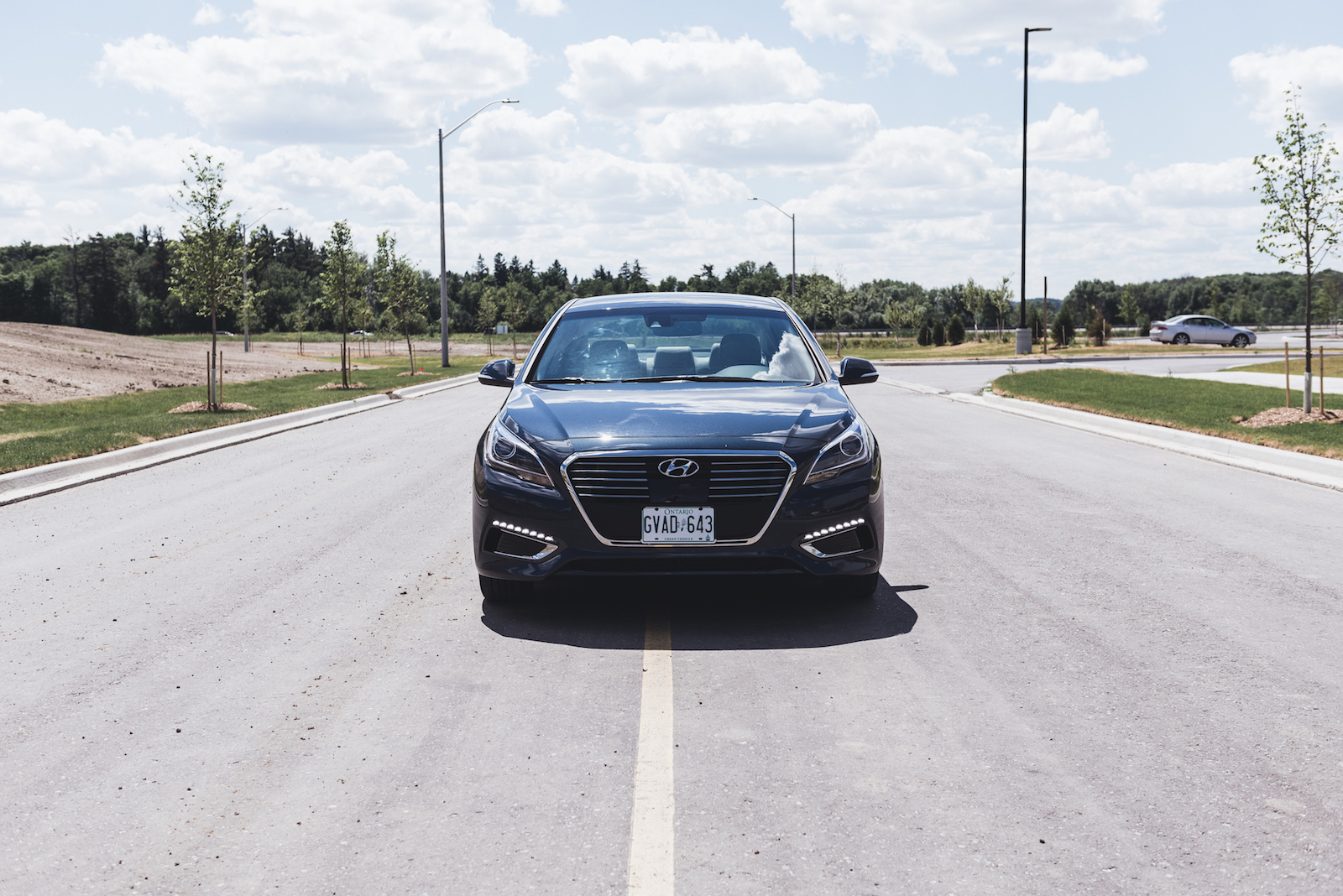 Review: 2016 Hyundai Sonata Plugin Hybrid  Canadian Auto Review