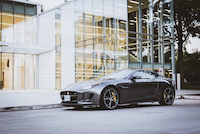 jaguar f-type r black pack