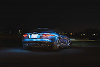 f-type r coupe quad exhaust