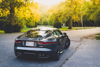 jaguar f-type r quad exhaust