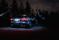 f-type light painting thunder