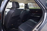 2016 Jaguar XJL Portfolio AWD rear seats
