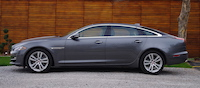2016 Jaguar XJL Portfolio AWD side