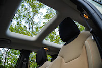 Jeep Renegade 75th Anniversary Edition sunroof panels two