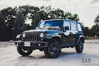 Jeep Wrangler Sahara 75th Annivesary Edition canada review