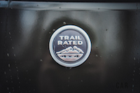 jeep willys trail rated