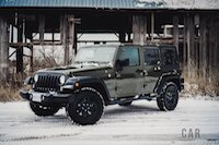 jeep willys wheeler