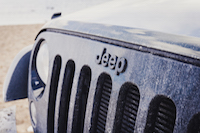 jeep willys grill