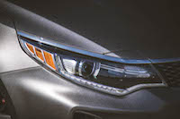 kia headlights