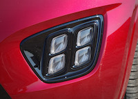 2016 kia sorento fog lights