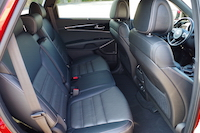 2016 kia sorento rear seats