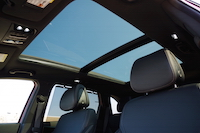 kia sorento panoramic roof