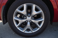 2016 kia sorento wheels tires