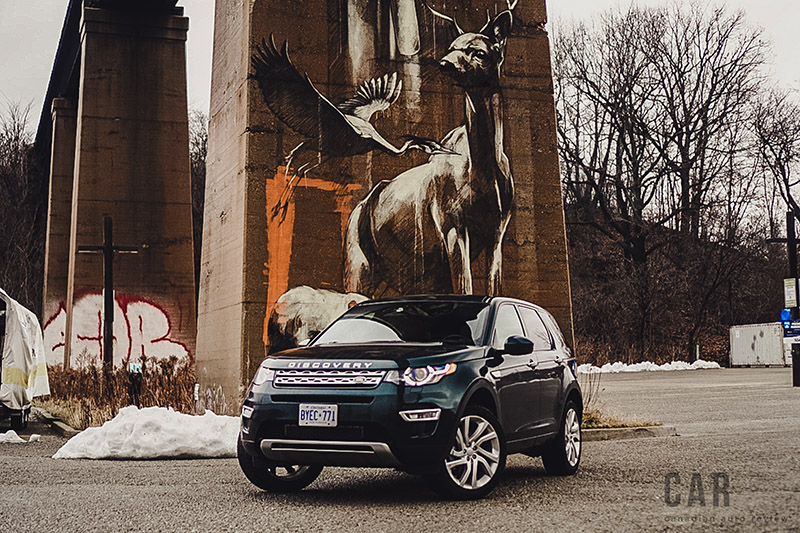 canada land rover discovery sport