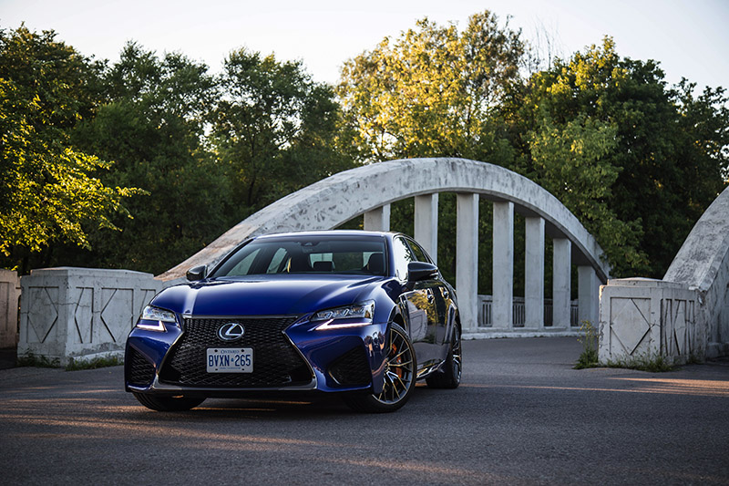 2016 Lexus GS F canada review new used