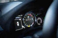 2016 Lexus GS F sport + gauges