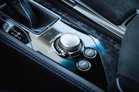 2016 Lexus GS F tvd button