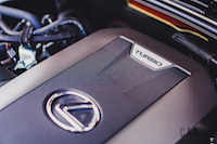 lexus turbo four