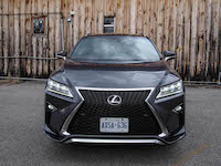 2016 Lexus RX 350 F Sport canada used car review