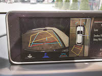 2016 Lexus RX 350 F Sport surround view camera