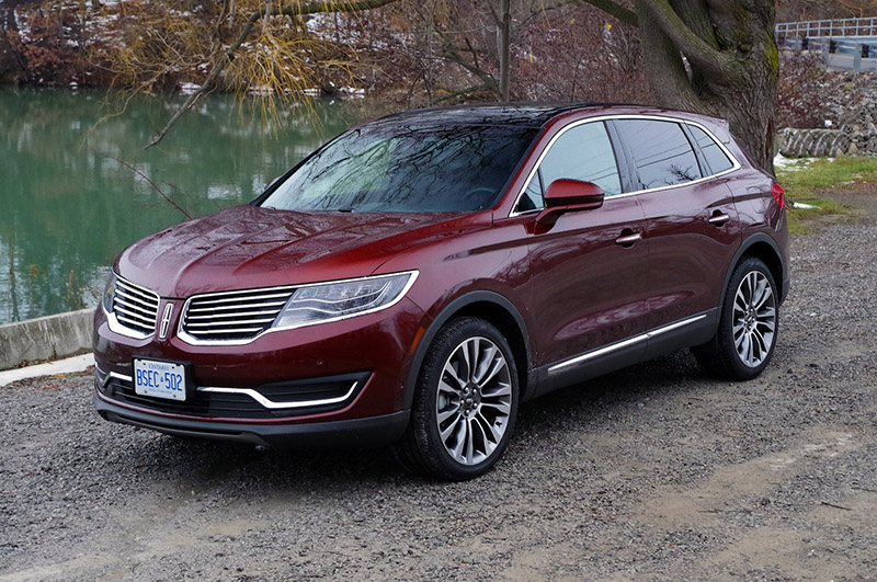 2016 lincoln mkx bronze fire metallic