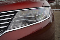 new mkx headlights