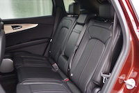 new mkx rear seats