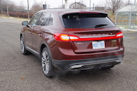 2016 lincoln mkx 2.7l awd