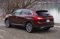 lincoln mkx new