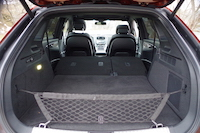 new mkx cargo space