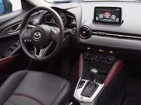 mazda cx-3 gs interior