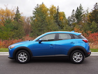 mazda cx-3 dynamic blue mica
