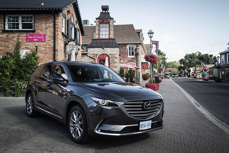 2016 萬事得 Mazda CX-9 Signature review