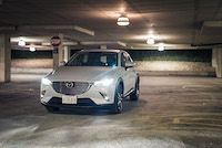 2016 mazda cx-3 led headlights