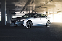 2016 Mazda6 GT silver paint