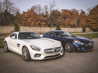 2016 Mercedes-AMG GT S launch