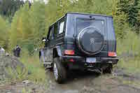 2016 Mercedes-Benz G550 differentials