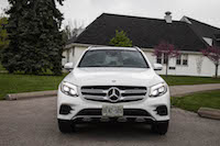 2016 Mercedes-Benz GLC 300 4MATIC front view