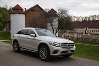 2016 Mercedes-Benz GLC 300 4MATIC white sunnybrook park