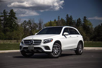 2016 Mercedes-Benz GLC 300 4MATIC front amg