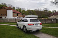 2016 Mercedes-Benz GLC 300 4MATIC new lights