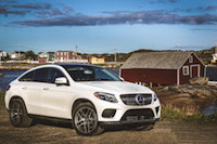 2016 Mercedes-Benz GLE Coupe 350d fogo island
